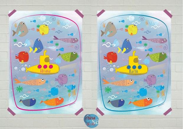 laminas_personalizadas _peces
