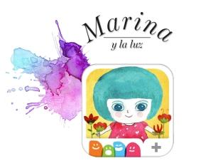 Marina y la luz, un cuento para crear