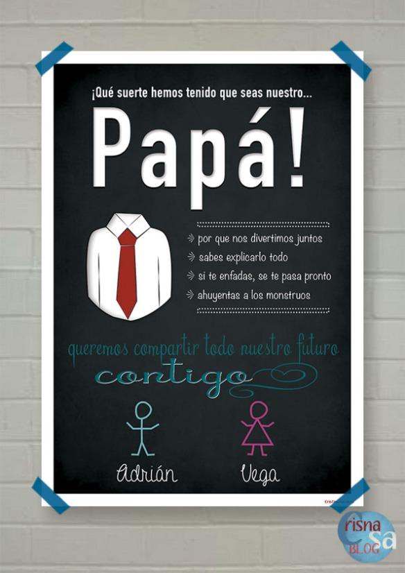 Regalos para el Día del Padre: Láminas