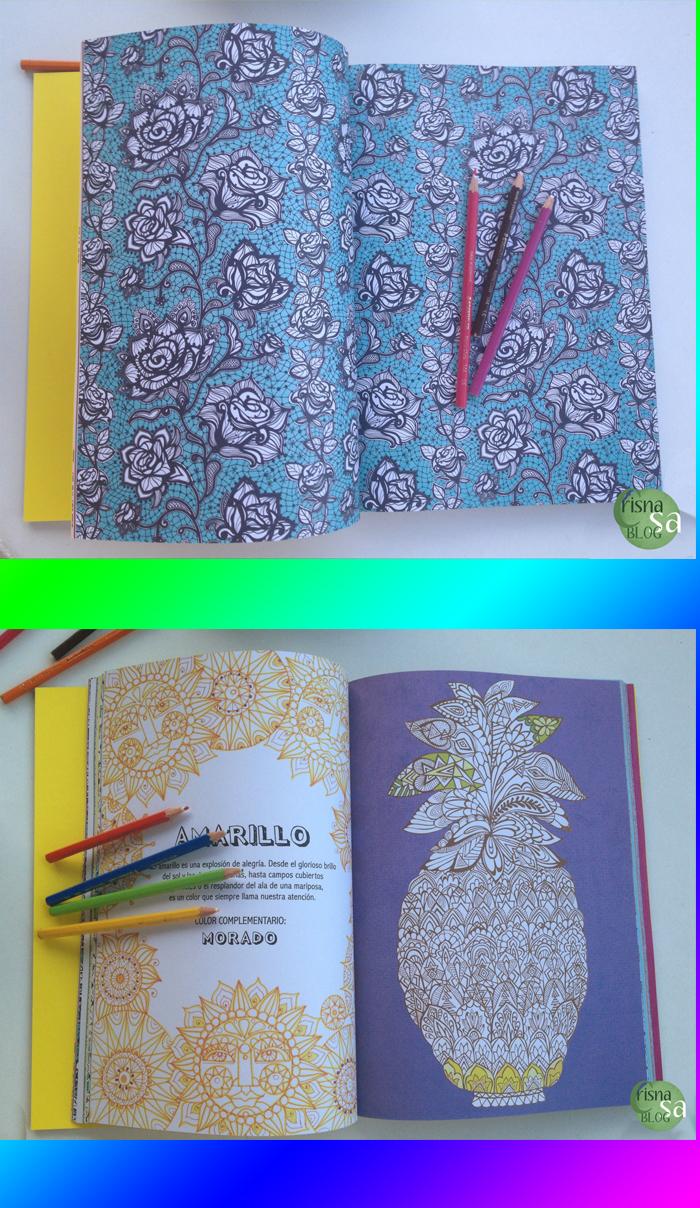 Magnífico Páginas Para Colorear De Terapia De Color Galería - Ideas ...