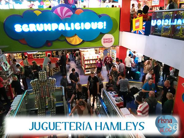 JUGUETERÍA-HAMLEYS